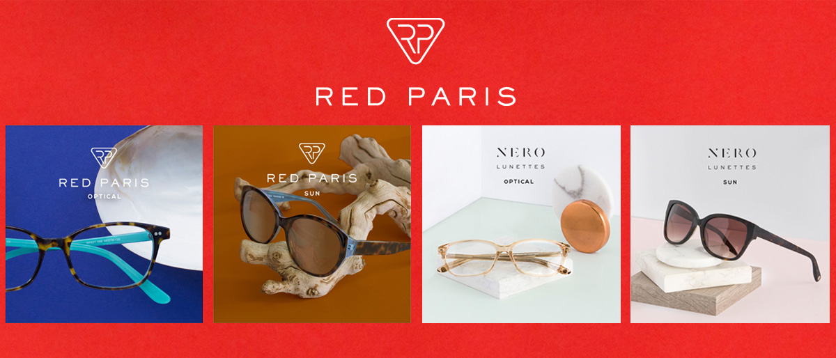 Permalink to: RED PARIS EYEWEAR